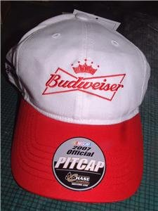 NWT's Dale Earnhardt Jr #8 DEI BUD Chase Ballcap