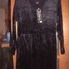 NWT's Nostalgia Black Dress sz S @@$69.00@@
