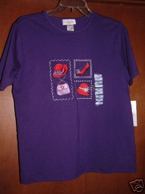 NWT's Studio Works Casual T Shirt sz Small