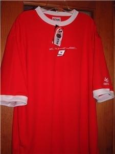 NWT's Kasey Kahne Dodge #9 Chase Shirt sz XL