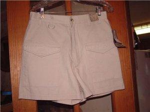 NWT's Chazz Khaki Shorts sz 11 $28.00