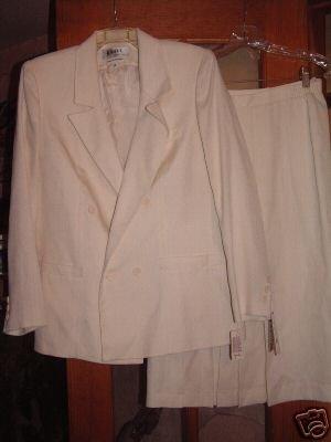NWT's Raoul for Judys Place Blazer & Skirt sz 14