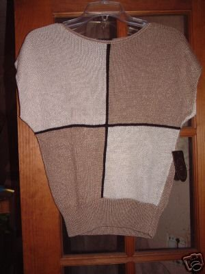 NWT's Stirling Cooper/Casual Corner Sweater Top sz 8/9