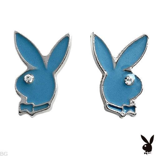 Playboy Bunny Earrings DARLING! NEW!
