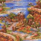 """Fabric - 6288 Sea 12"""" Repeat Amalfi"""