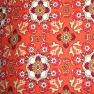 Fabric - Kensington Studio - Sienna - PATT 21933O - Burnt Orange