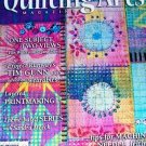 Quilting Arts Magazine February/March 2007 Issue 25