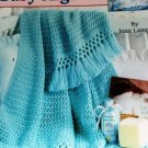 Knit Baby Afghans Pattern 3 Knitted designs by Jean Lampe Leisure Arts