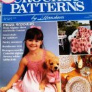 Herrschners Issue March 1990 Crochet Pattern Clothing for Toddlers, doilies, Afghans