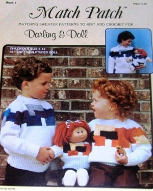 eBay - Clothes Cabbage Patch Kids Doll Dolls Duds Pattern, Similar