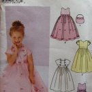 Simplicity 5638 Sewing Pattern Girl's  Dress, Jacket and Purse,  Child Sizes 5,6,7,8