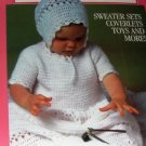McCall's Crochet  It for Baby, Christening Set, Colorful Sweater, Afghan, Toys and More!