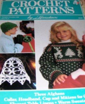 Elaine Bartlett's Herrschners Crochet Page