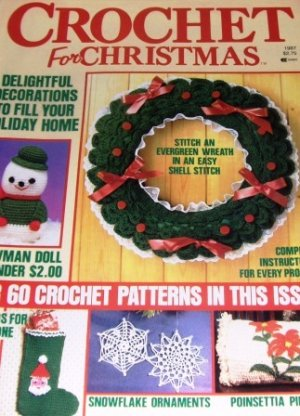 Crochet - Christmas Crochet Patterns