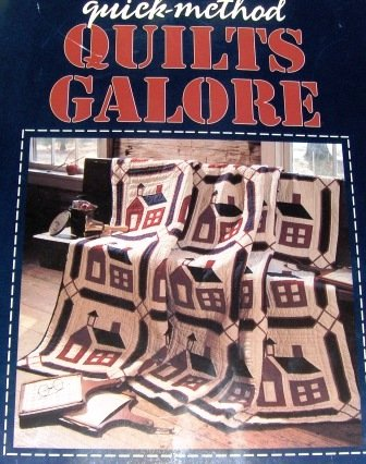 Quilt Pattern Quilting Book Quilts Galore Leisure Arts Quick Method of Quilting