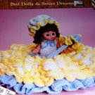 Bed Dolls Dumplin Designs Southern Bell Pillow Doll Claire Crochet Pattern