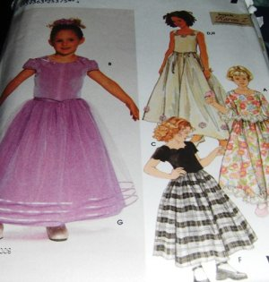 junior bridesmaid dress pattern | eBay - Electronics, Cars