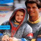 Pingouin Child Teens Dads Sweaters,Knitting Patterns No. 64 child sizes 2-14