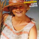 Phildar Children Knitting Patterns Cute Knits Issue 105 knit and crochet sweaters dresses jackets