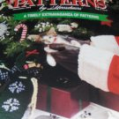 Dog Sweater Herrschners Magazine Crochet Patterns December 1991  Ice Skates ornaments mittens doll
