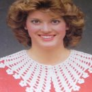 Annie's Attic Crochet Collars pattern Thread crochet Fancy lace collars to Crochet