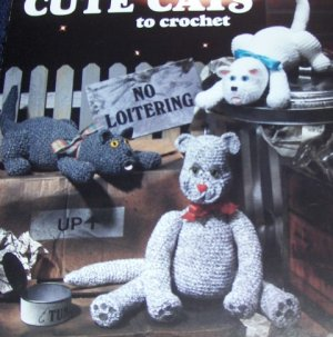 Crochet patterns: Cat toys - by Darlene Michaud - Helium