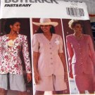 Butterick Sewing Pattern Top  Culottes and Skirt pattern Size 6-8-10 number 6159