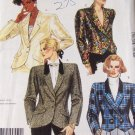 McCall's 2194 Lined Jacket  with Notched Collar Sewing Pattern size 10