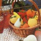 Fruit Crochet Thread Pattern Magazine Issue 5 , Doilies, Pincushion, Pillow