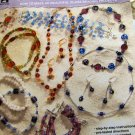 Jewelry Making Need To Bead Glass Beading Projects Bracelets Necklaces Earrings