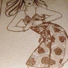 Vintage Hawaiian Sewing Pattern Pauloa Patterns Camisole Top, Wrap Pants Size XS S M L 4408