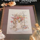 Paula Vaughan Cross stitch pattern Victorian Bouquet Book Nine Leisure Arts 521