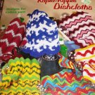 Crochet Pattern A Dozen Rapid Ripple Dishcloths American School Of Needlework
