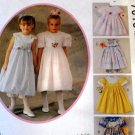 Childs Dress Pantaloons Bloomers Kitty Benton Sewing Pattern Size 7 McCall's 7016
