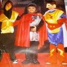 Butterick 5660 Halloween Costume Superman Super Hero  Child Size 2 4 6 8 Sewing Pattern