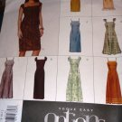 Vogue 2144 Sewing Pattern Misses Easy Options Dress sizes 8 10 12
