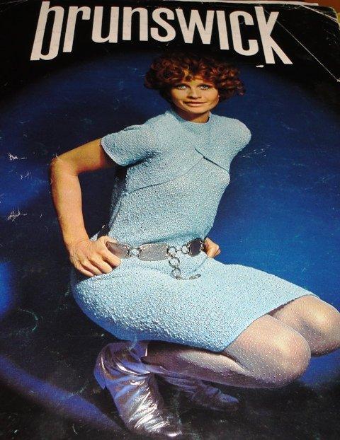 Vintage Sweaters Dresses  Brunswick Spot light Knitting Patterns Women's Men's