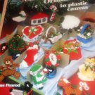 Christmas Tree ornaments in Plastic Canvas by Sue Penrod  Plastic Canvas Pattern