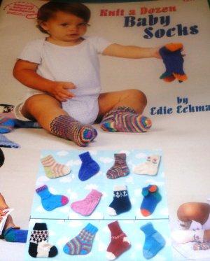 KNIT BABY SOCK PATTERNS | Browse Patterns