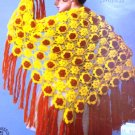 Stoles and  Shawls Spinnerin Volume 203 Knit and Crochet