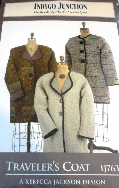 Indygo Junction 763 Jacket Sewing Pattern  Womens XS to XL