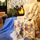 The Afghan Book Crochet Knit Afghans Pattern Leisure Arts 63