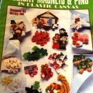 Holiday Magnets & Pins Plastic Canvas Pattern  Leisure Arts 1717