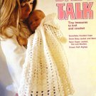 Crochet Baby Talk Tiny Treasures to knit and crochet Leisure Arts Pattern 4