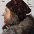 PDF Crochet Pattern Ambassador or Persian Lamb Hat by LaStade Designs