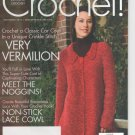 Crochet! Magazine November 2010 Classic Car Coat, Lace Cowl
