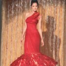 Simplicity 1737 Costume Flamenco Gowns Sewing Pattern Size 12-20