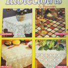 House of White Birches 101044 Crochet Heirloom Tablecloths and Runners 10 Beautiful Table Toppers