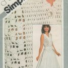 Crochet Summer Vest, Sewn Skirt Pattern Simplicity 5156 sizes petite to medium
