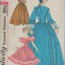 Vintage Simplicity Centennial Square Dance Dress Bonnet Size 14 Uncut 3294